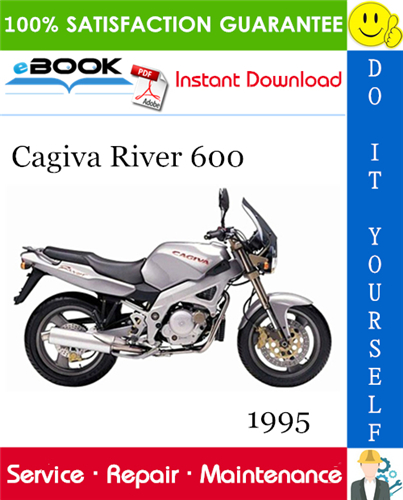 Thumbnail ☆☆ Best ☆☆ 1995 Cagiva River 600 Motorcycle Service Repair Manual