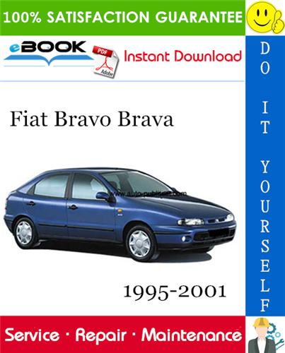 Thumbnail ☆☆ Best ☆☆ Fiat Bravo Brava Service Repair Manual 1995-2001 Download