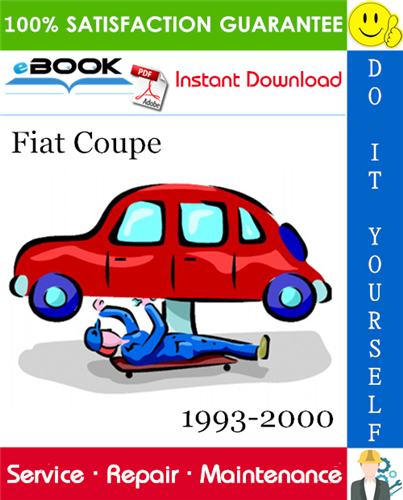 Thumbnail ☆☆ Best ☆☆ Fiat Coupe Service Repair Manual 1993-2000 Download