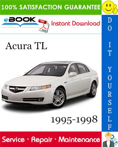 Thumbnail Acura TL Service Repair Manual 1995-1998 Download