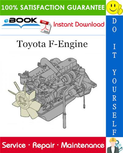 Thumbnail ☆☆ Best ☆☆ Toyota F-Engine Service Repair Manual