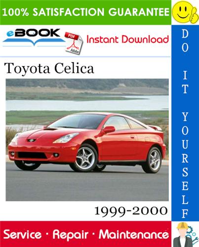 Thumbnail ☆☆ Best ☆☆ Toyota Celica Service Repair Manual 1999-2000 Download