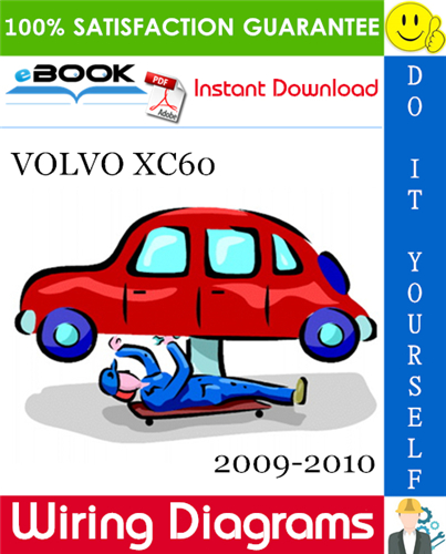 Download Volvo Xc60  Manual  Xc60  Wiring Diagrams  2009