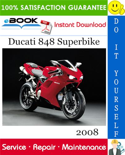Thumbnail ☆☆ Best ☆☆ 2008 Ducati 848 Superbike Service Repair Manual