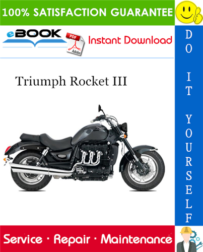 Thumbnail ☆☆ Best ☆☆ Triumph Rocket III Motorcycle Service Repair Manual