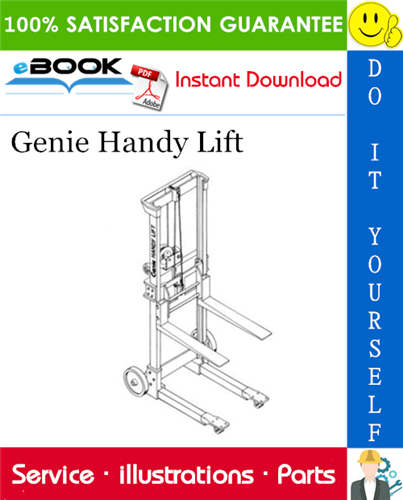Thumbnail ☆☆ Best ☆☆ Genie Handy Lift Parts Manual