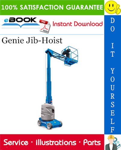 Thumbnail ☆☆ Best ☆☆ Genie Jib-Hoist Parts Manual