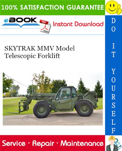 Thumbnail ☆☆ Best ☆☆ SKYTRAK MMV Model Telescopic Forklift Service Rep