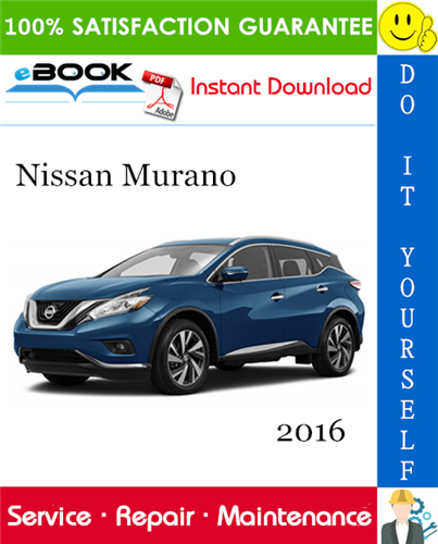 Thumbnail ☆☆ Best ☆☆ 2016 Nissan Murano Service Repair Manual
