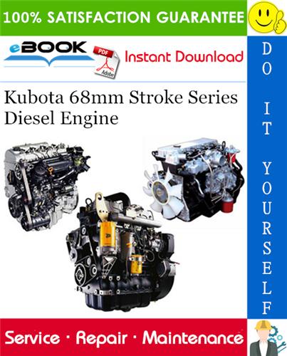 Best  U2606 U2606 Kubota 68mm Stroke Series Diesel Engine Service