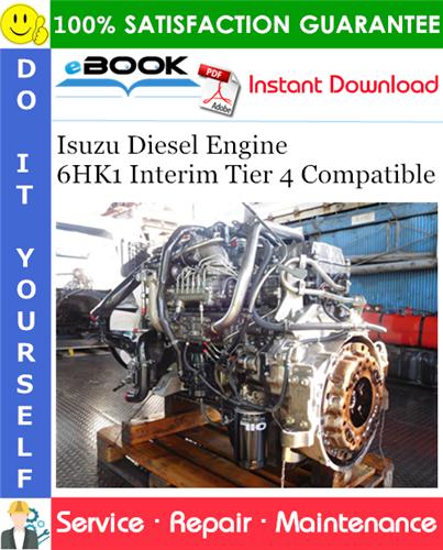 Best  U2606 U2606 Isuzu Diesel Engine 6hk1 Interim Tier 4 Compatible