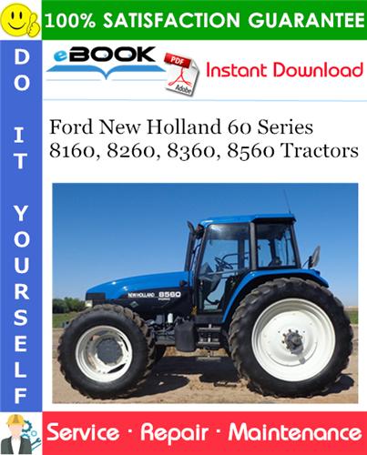 Best  U2606 U2606 Ford New Holland 60 Series 8160  8260  8360  8560
