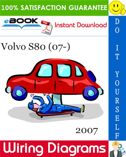 Best  U2606 U2606 2007 Volvo S80  07-  Wiring Diagram