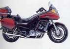 Thumbnail 1985 YAMAHA XVZ1200DN VENTURE ROYALE REPAIR SERVICE MANUAL