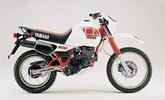 Thumbnail 1985 YAMAHA XT600N XT600NC REPAIR SERVICE MANUAL PDF