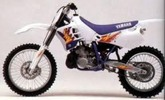 Thumbnail 1994 YAMAHA YZ250 YZ250F FACTORY OWNER REPAIR SERVICE MANUAL