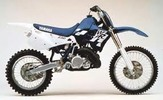 Thumbnail 1994 YAMAHA WR250 WR250ZF FACTORY REPAIR SERVICE MANUAL PDF