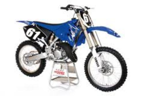 2009 yamaha yz125 owners service manual pdf download. Black Bedroom Furniture Sets. Home Design Ideas