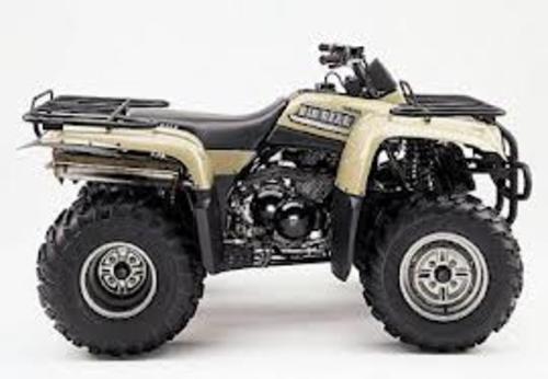 Pay for 2008 YAMAHA BIG BEAR 400 4WD ATV REPAIR SERVICE MANUAL PDF