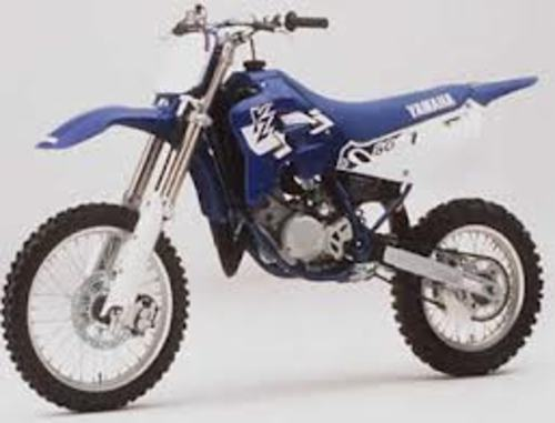 1994 yamaha yz80 yz80f factory owner repair service manual. Black Bedroom Furniture Sets. Home Design Ideas