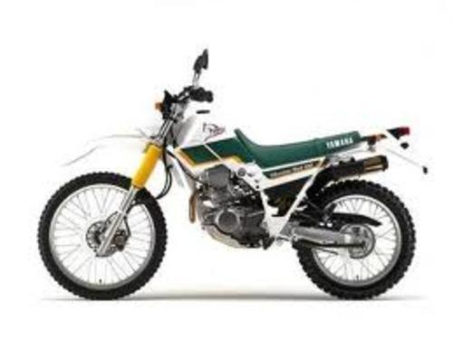1994 yamaha xt225 xt225f xt225fc serow factory repair service manua rh tradebit com Yamaha TTR 225 Wiring-Diagram Mule 600 Wiring Diagram