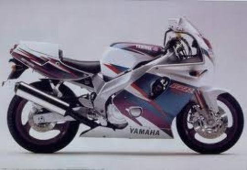 1994 yamaha fzr600rf fzr600rfc fzr600 repair service. Black Bedroom Furniture Sets. Home Design Ideas