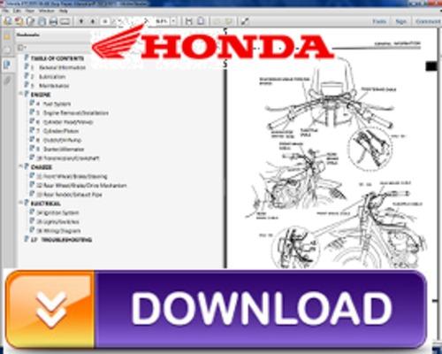 2007 2012 Honda Trx420 Rancher 420 Repair Service Manual