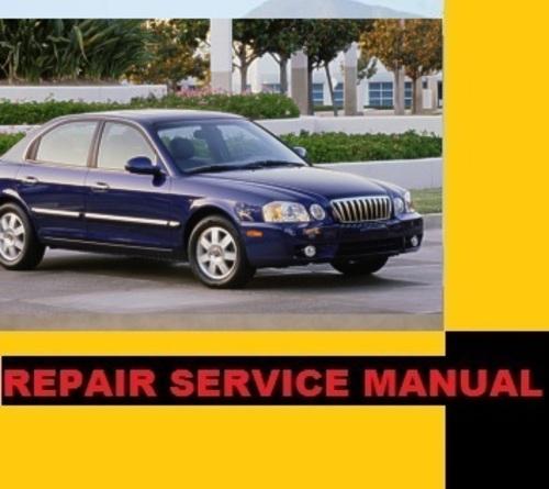 kia optima 2002 2003 2004 2005 repair service manual. Black Bedroom Furniture Sets. Home Design Ideas