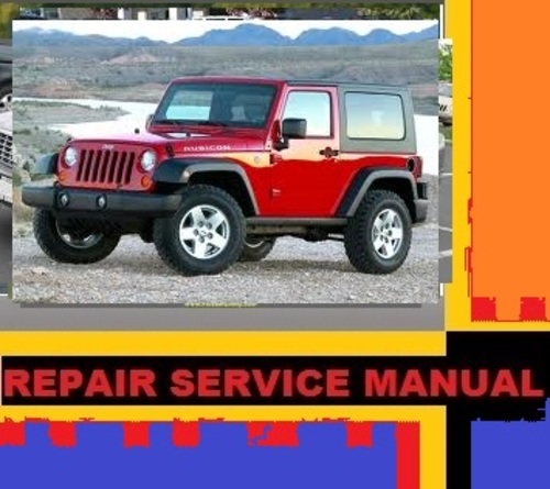 jeep wrangler 2007 2008 2009 repair service manual instant. Black Bedroom Furniture Sets. Home Design Ideas