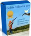 Thumbnail Twitter Blaster Software