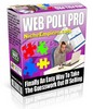 Thumbnail PHP MySQL Web Poll Pro Website Script with Resale Rights