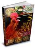 Thumbnail 5 Diferentes maneras de cocinar pollo