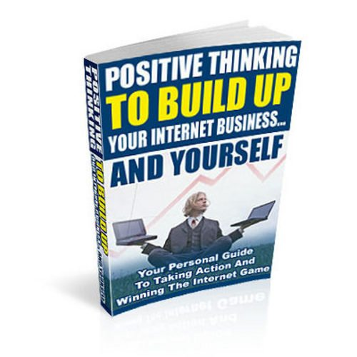Pay for MRR Master Resale Rights Positive Thinking eBook Guide