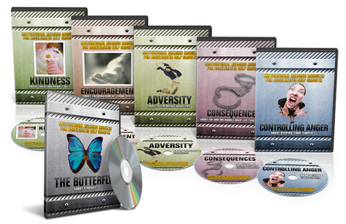Pay for Motivational Reading Audio Book Set with Resale Rights