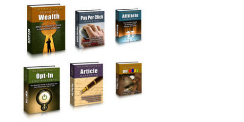 Pay for Plr Marketing and Wealth eBook Guide Package