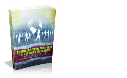 Pay for Surviving your First Year in Network Marketing eBook Guide