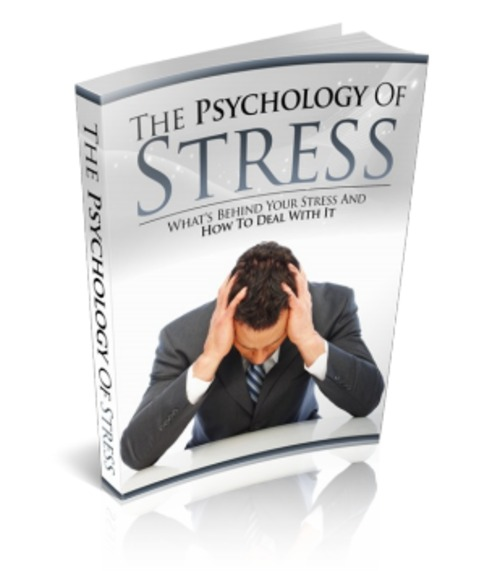 psychology stress log It makes sense to wonder if the use of digital technology creates stress there is  more information flowing into people's lives now than ever.