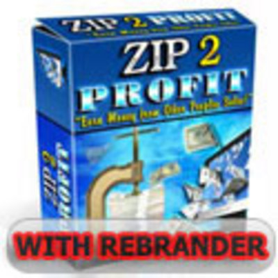 Pay for Zip2Profit Unzip Tool with Rebrander