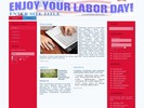 Thumbnail Labor Day Templates ( Private Label Rights )