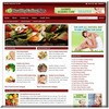 Thumbnail Healthy Eating Niche Blog   ( Private Label Rights )