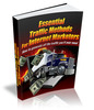 Thumbnail Essential Traffic Methods For Internet Marketers (MRR)