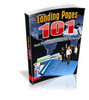 Thumbnail Landing Pages 101  ( Master Resell Rights )