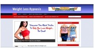 Thumbnail Weight Loss Hypnosis Blog ( PLR)