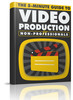 Thumbnail Web Video Production for Non-Professionals  (MRR )