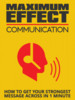 Thumbnail Maximum Effect Communication  (MRR )