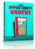 Thumbnail When Opportunity Knocks  (MRR )