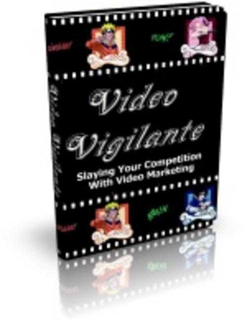 Pay for Video Vigilante (Master Resell Rights)
