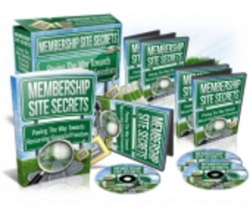 Pay for Membership Sites Secrets ( Master Resell Rights )