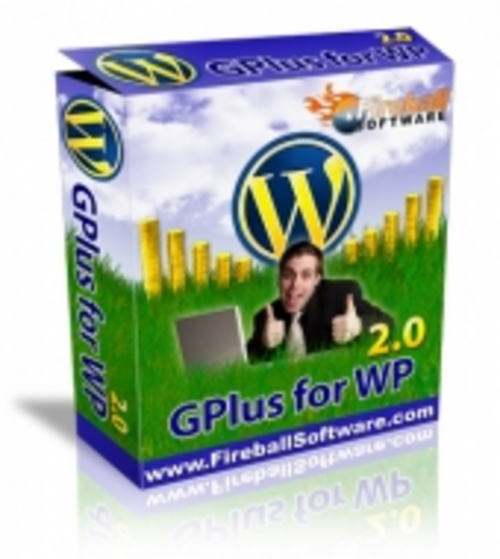 Pay for GPlus for WP 2.0 ( Master Resell Rights )