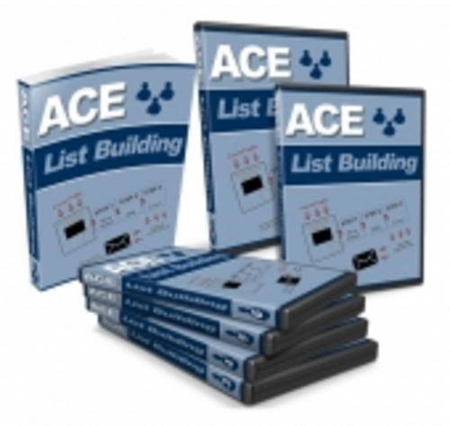 Pay for Ace List Building ( Master Resell Rights )